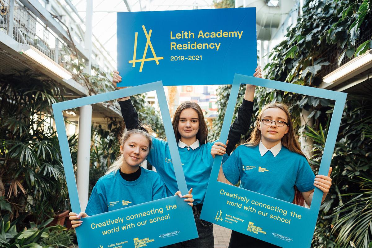 Leith Academy Brand Launch © Ryan Buchanan 2