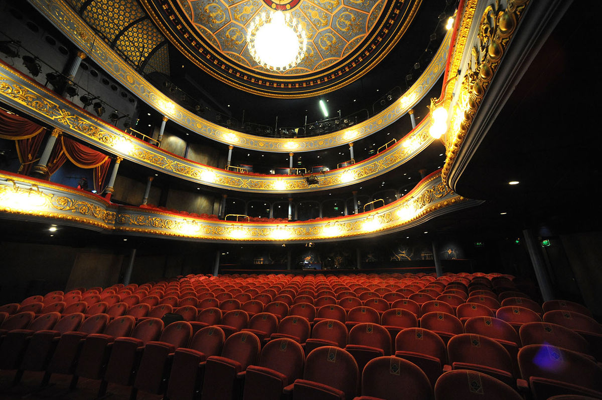 The Lyceum 1 © Ian Jacobs